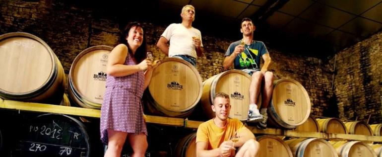 Rachat distillerie Bercloux