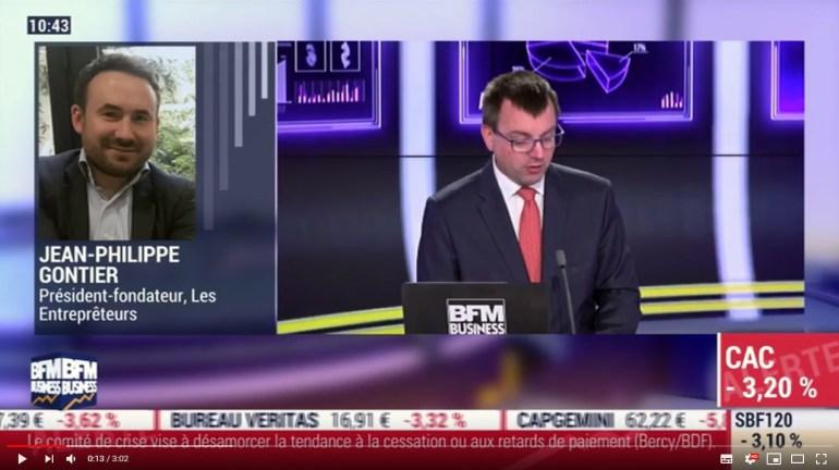 Vidéo de BFM Business – Intégrale Placements