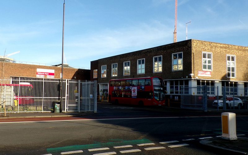 Abellio London Walworth Bus Garage