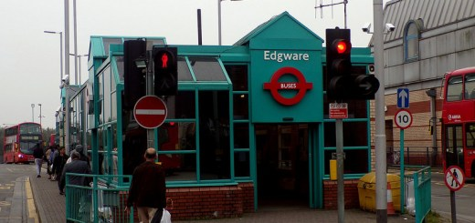 Transport for London Edgware Bus Station