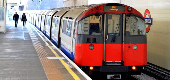 London Underground Piccadilly Line 1973 Stock