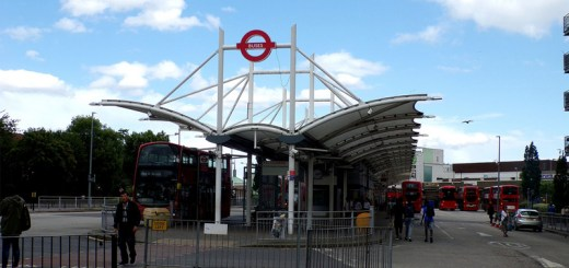 London Bus Services Limited Edmonton Green Bus Station