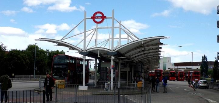 London Bus Services Limited Edmonton Green Bus Station