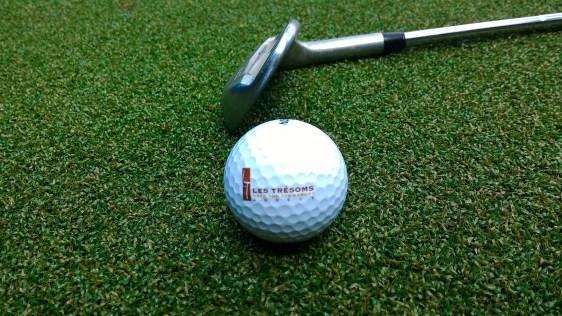 Putting Green Golf Hôtel Les Trésoms Annecy