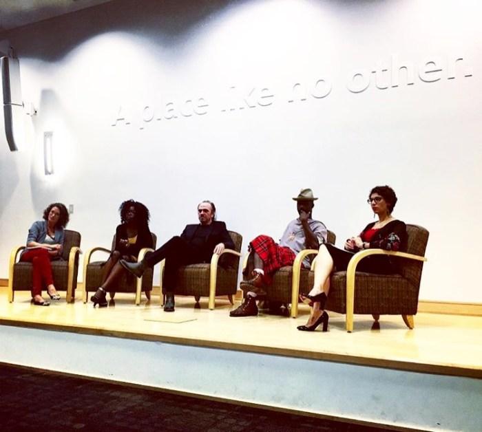 Hartford Fashion Week Panel