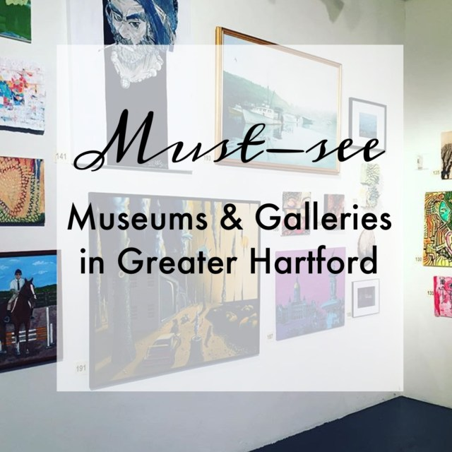 museums and galleries in hartford