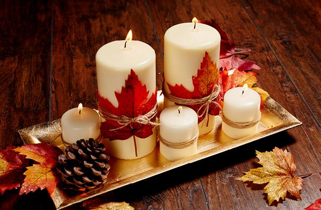 Fall Leaves DIY