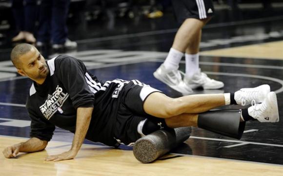 NBA Foam Roller