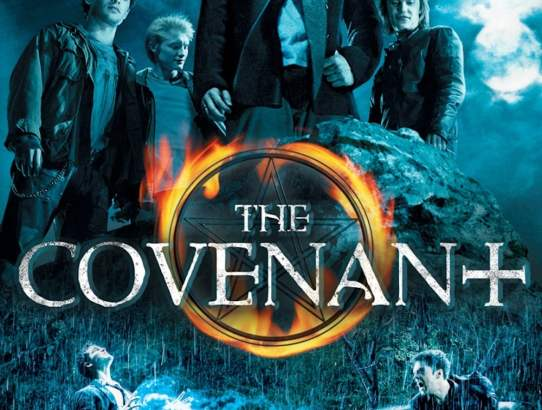2018 31 Days of Scary Movies - October 4 - The Covenant