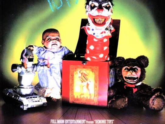 2018 31 Days of Scary Movies - October 10 - Demonic Toys