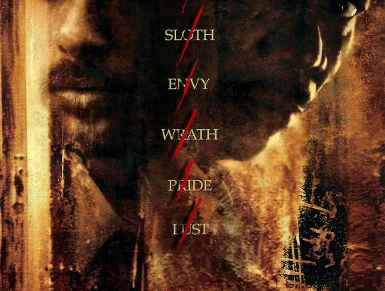 2018 31 Days of Scary Movies - October 16 - Se7en