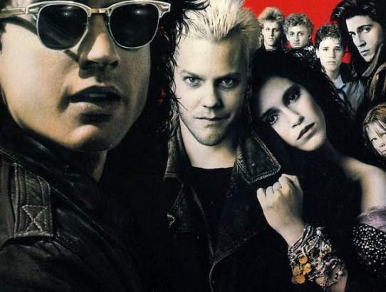 2018 31 Days of Scary Movies - October 1 - The Lost Boys