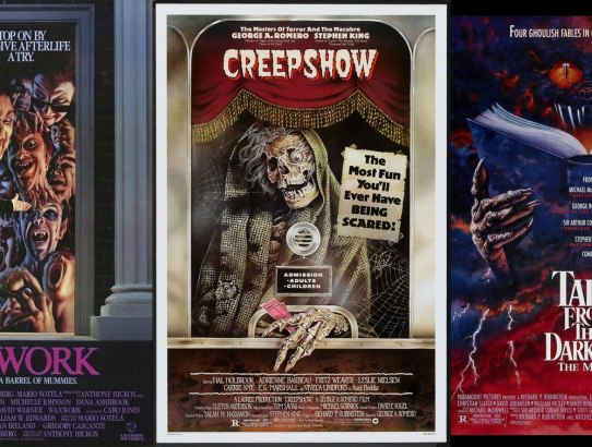 2018 31 Days of Scary Movies - October 27 - Waxwork, Creepshow & Tales from the Darkside: The Movie