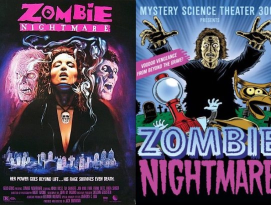 2018 31 Days of Scary Movies - October 14 - Zombie Nightmare