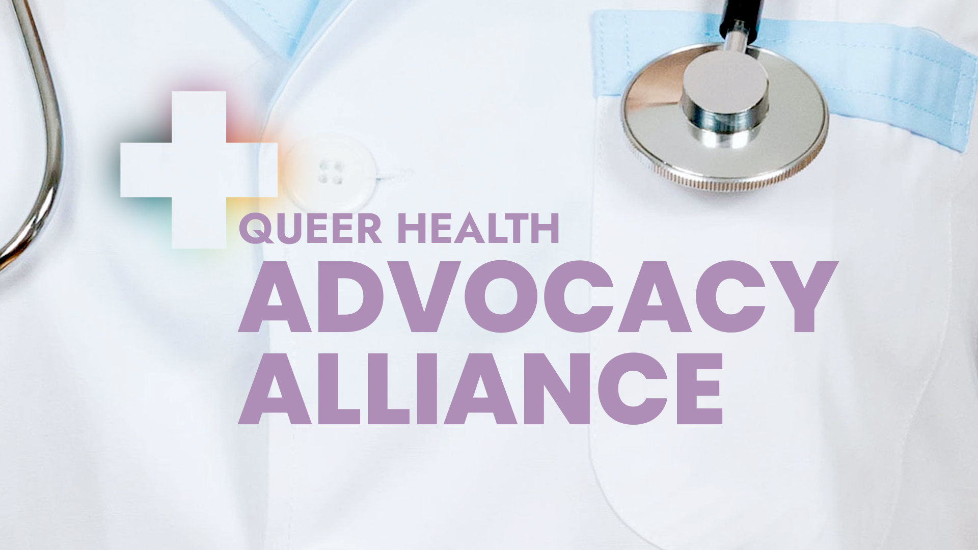 Queer Health Advocacy Alliance Logo
