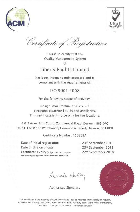 liberty-flights-iso-accreditation