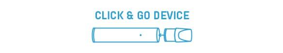 Click & Go Pod Device