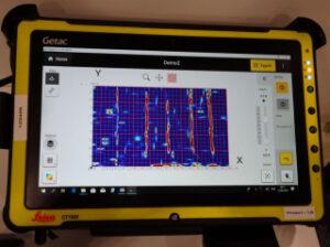 Simpler to Understand Ground Penetrating Radar Images