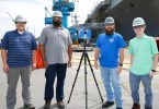 Image of Norfolk Naval Shipyard Goes 3D