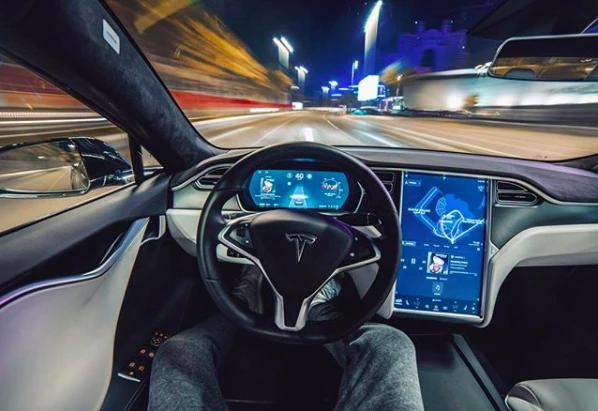 Image of Tesla Autonomous Vehicles