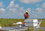 Image of drone Learn How to Increase Productivity with Drone-Based Lidar