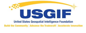 Logo of USGIF Offers GEOINT Certification