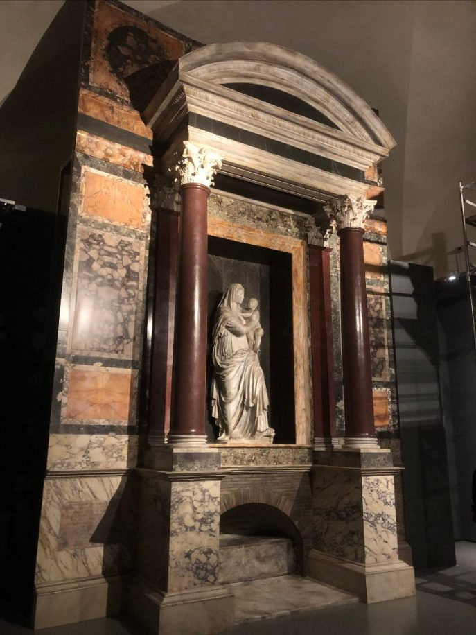 photo of 3D Printed Replica of Raphael's Tomb 3D Printed