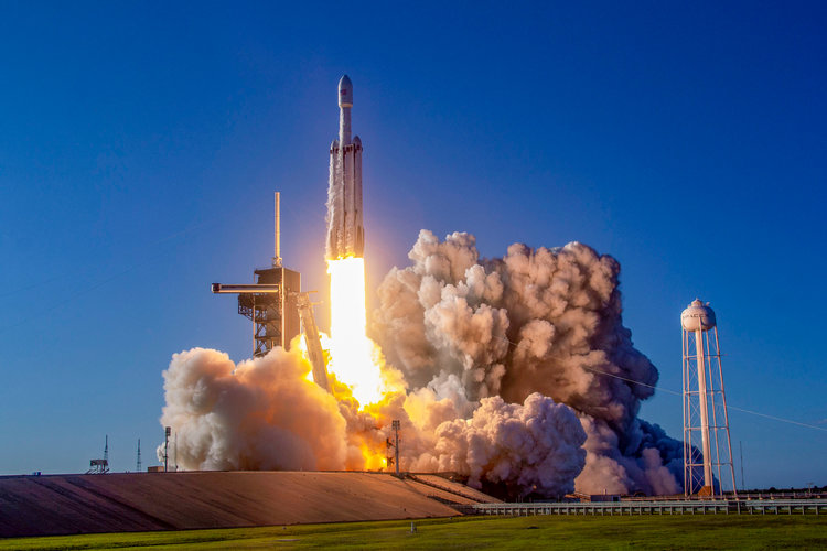Image of Rocket Launch USF is Preserving Cape Canaveral