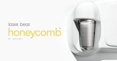 photo of The Waymo Lidar Sensor