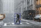example of Autonomous Vehicle Segmented Lidar Data Set Available