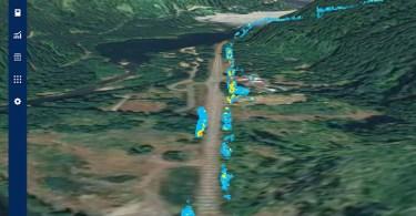 graphic of Intel Geospatial Platform