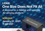 image of Lidar: One Size Does Not Fit All Webinar