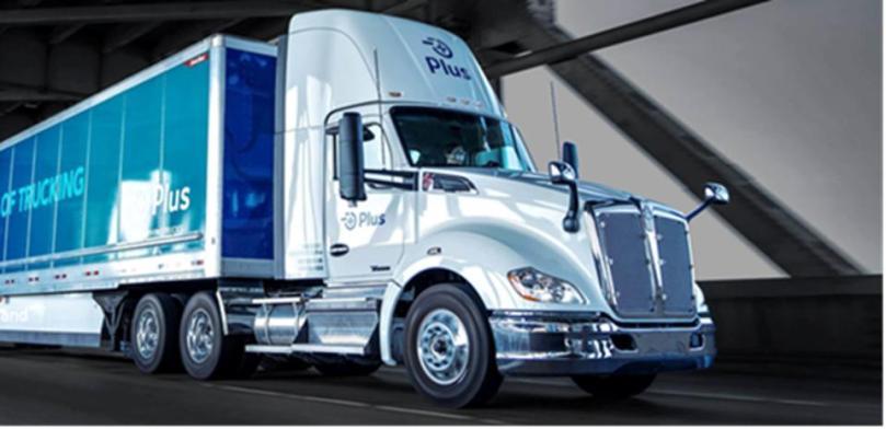 image of Autonomous Truck Firm Orders 2,000 Lidar Units
