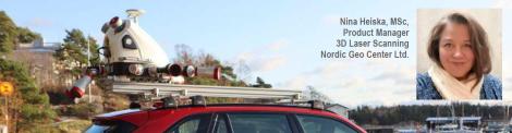 Image of Mobile Lidar Demonstration in Finland