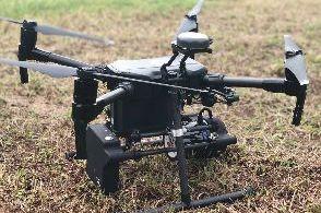 Image of Using Drones at North Sea Wind Farm