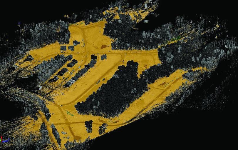 Image of land dev Consulting Firm Leverages Lidar