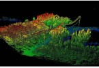 point cloud od INS Support for Baseline Survey