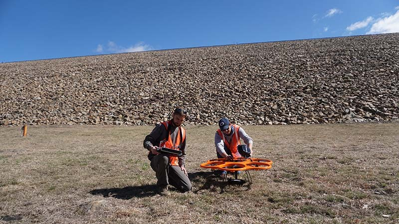 image of Surveying Engineering Students Get Real World Experience