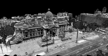image of Top Geo Serbia Mapping Belgrade with RIEGL VQ-1560 II