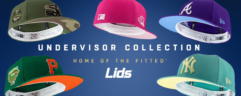 New Era Cap Ultimate Patch Undervisor Collection At Lids Lids Blog