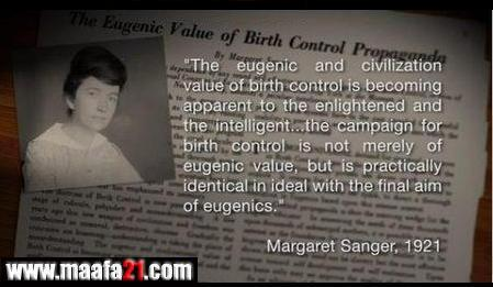 Sanger Eugenics value BC