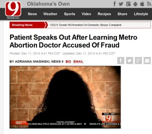 Patient comes forward abortin Patel