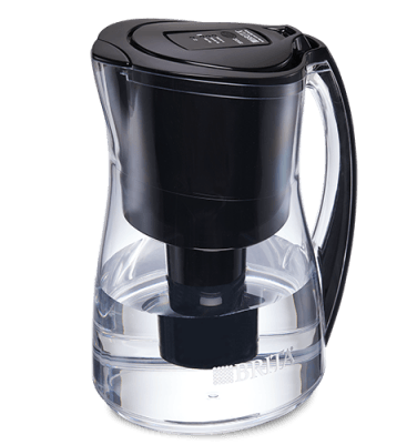 Brita Filter Claims to filter your water using charcoal