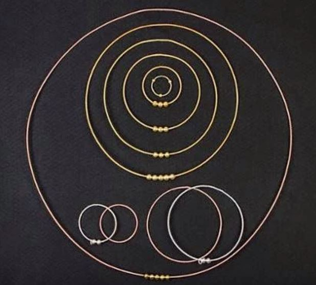 Slim Spurling's Light-Life Tools, Cubit Rings