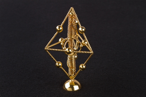 Sacred Cubit Pyramid Unit