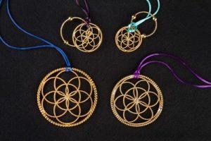 Lotus Pendants