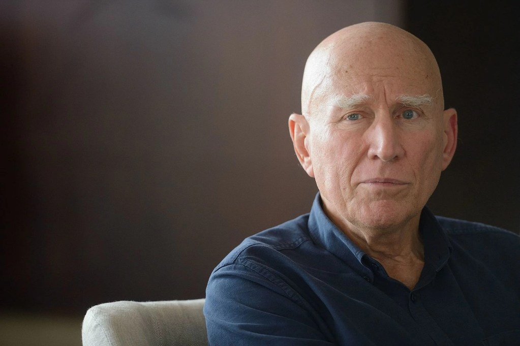 Portrait of Sebastiao Salgado.