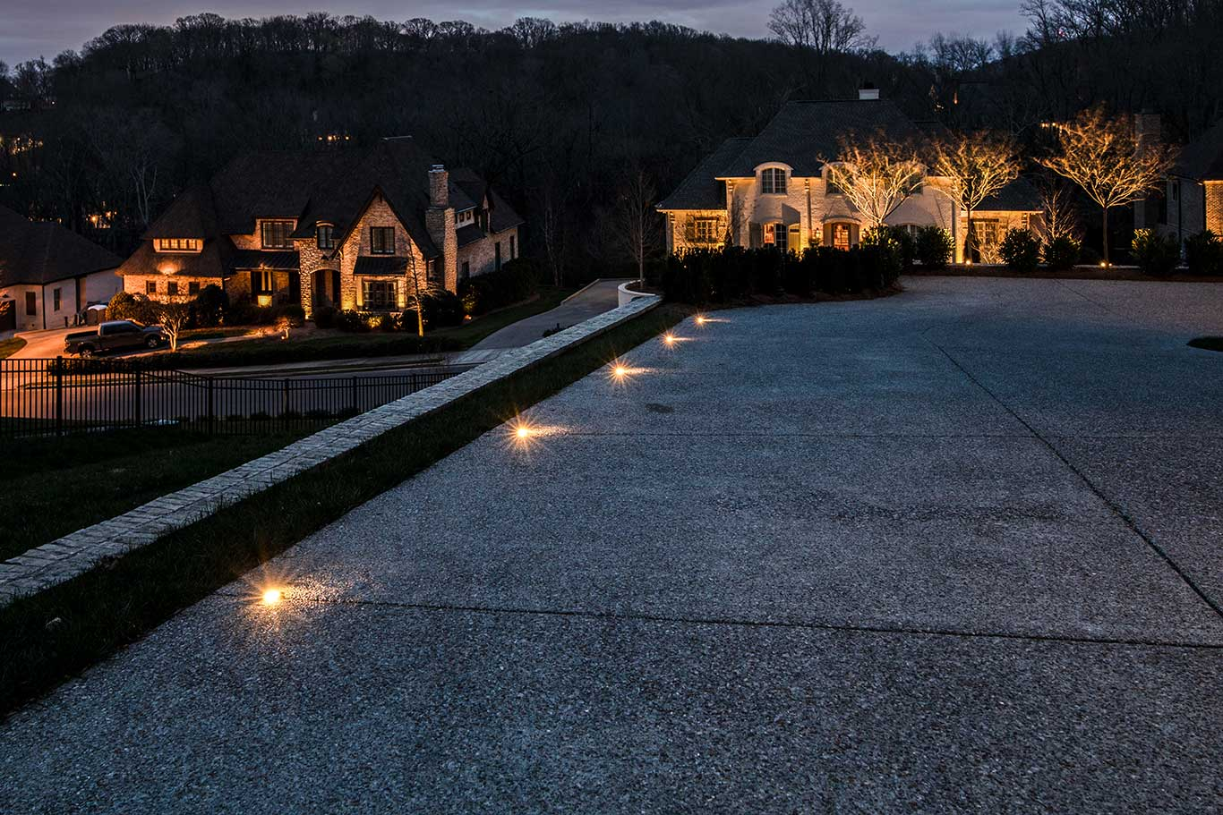 the benefits of driveway indicator lights