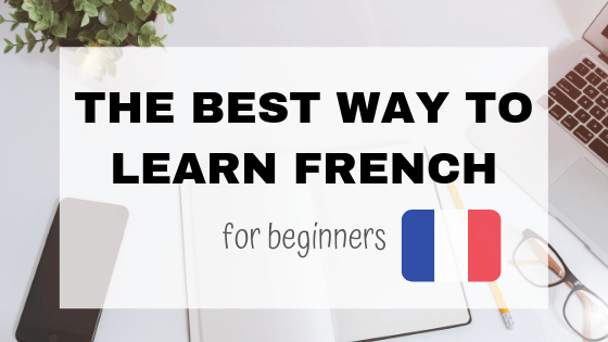 Best Way To Learn French