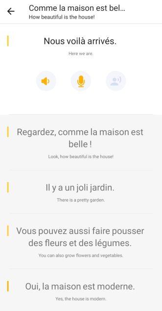 fluent french